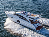 location bateau Princess 56