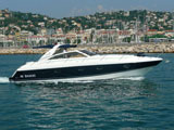 location bateau Princess V 42