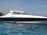 location bateau Princess V58