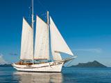 location bateau Raja Laut