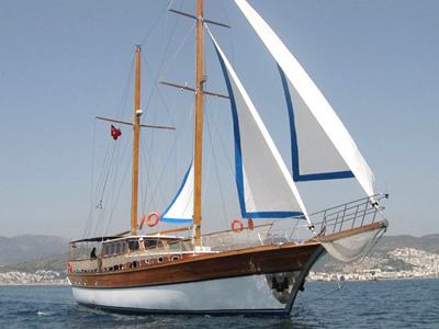 location bateau Rex Siciliae