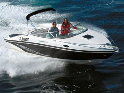 location bateau Rinker 246