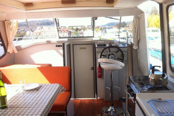 intérieur Riviera 920