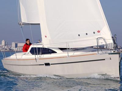 location bateau RM 880 Biquille