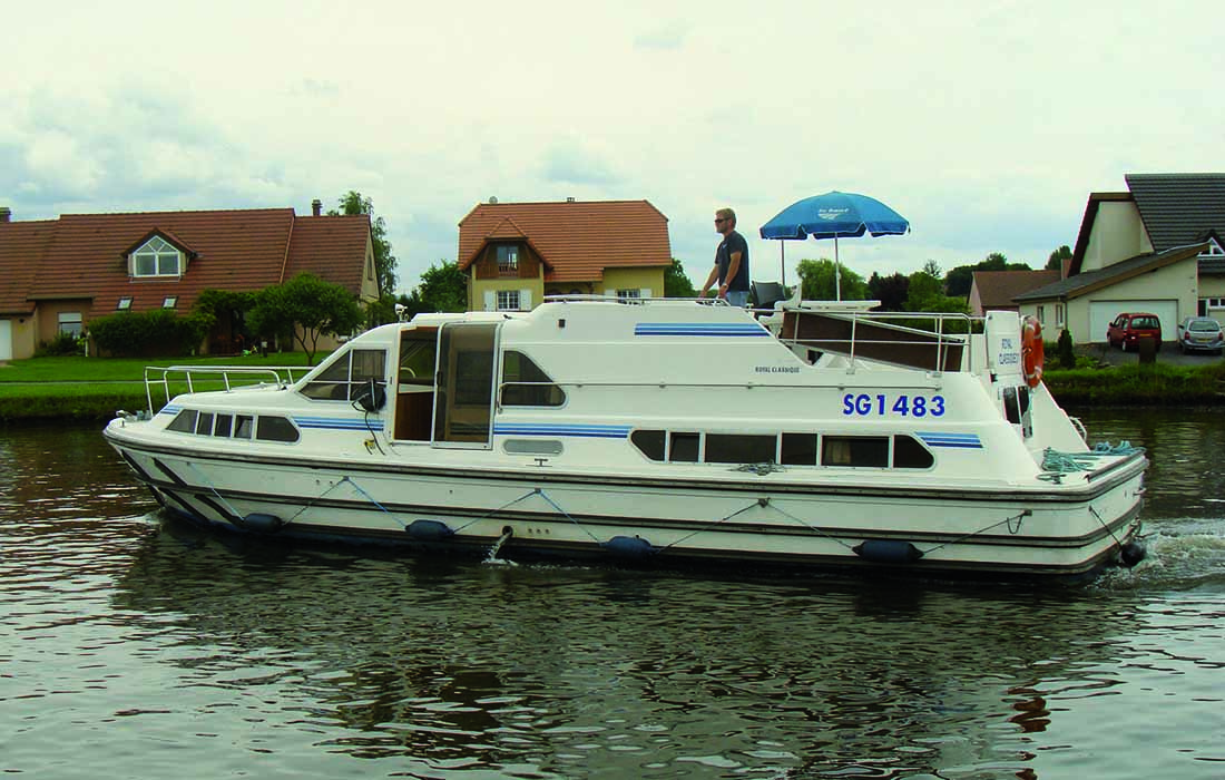location bateau Royal Classique