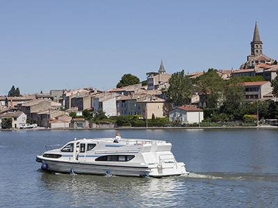 location bateau Magnifique