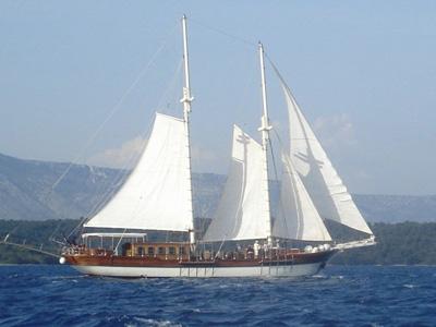 location bateau Libra