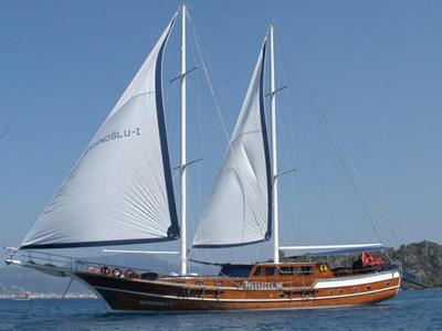 location bateau Sahinoglu-I