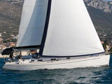 location bateau Salona 45