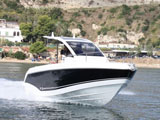 location bateau Salpa 24 GT
