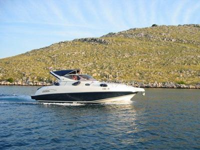 location bateau Salpa 32.5