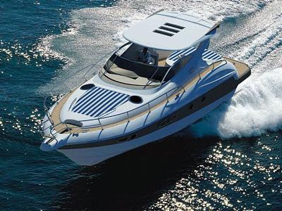 location bateau Salpa 39.5 HT