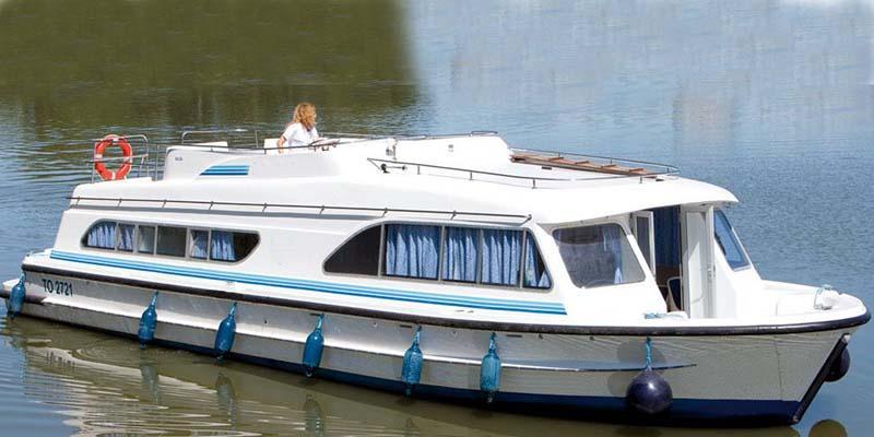 location bateau Salsa A