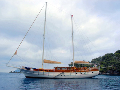 location bateau Schatz