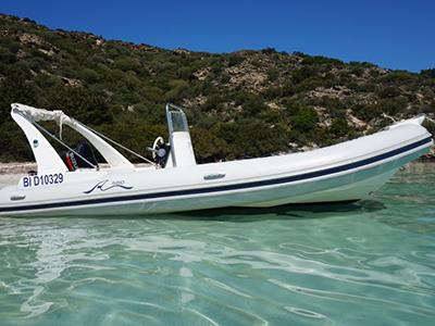 location bateau Pionner 580