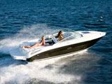 location bateau Sea Ray 220 Sun Sport