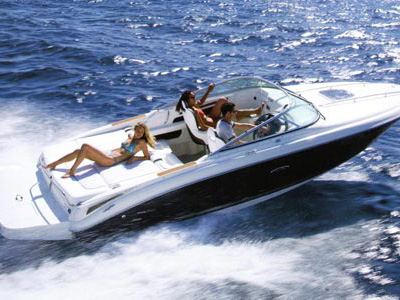 esterno Sea Ray 240 SSE