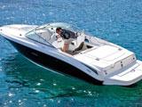 location bateau Sea Ray 240 SSE
