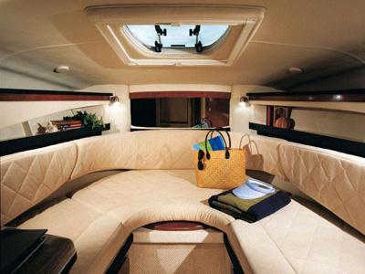 interno Sea Ray 275