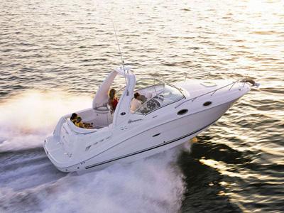 location bateau Sea Ray 275