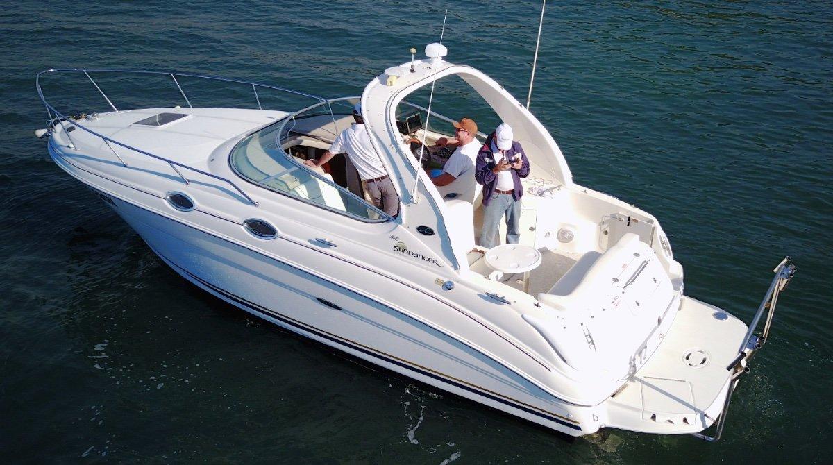 location bateau Sea Ray 315