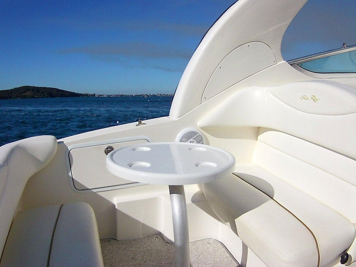 esterno Sea Ray 315