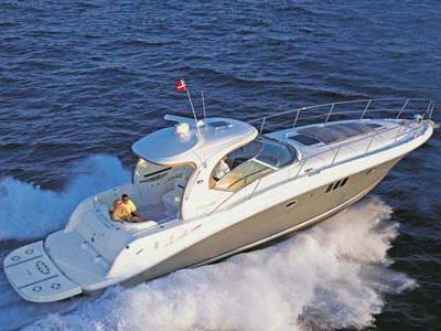 extérieur Sea Ray Sundancer 455