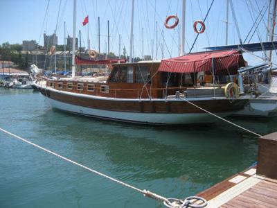 location bateau Sea Star-1