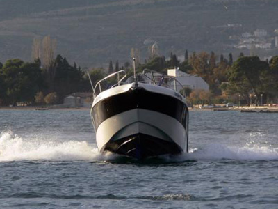 Location bateau  Seabird 655