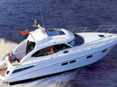 location bateau Sealine 39C