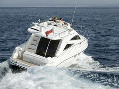 location bateau Sealine F34