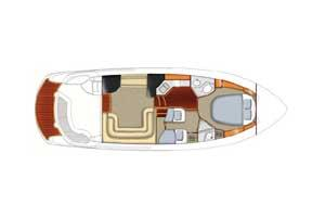 intérieur Sealine F37