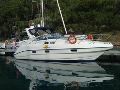 location bateau Sealine S 34