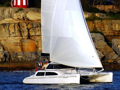 extérieur Seawind 1000 XL