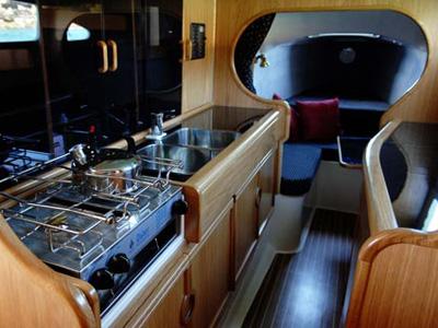 intérieur Seawind 1000 XL