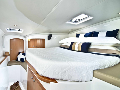 intérieur Seawind 1250