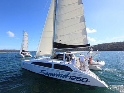 extérieur Seawind 1250