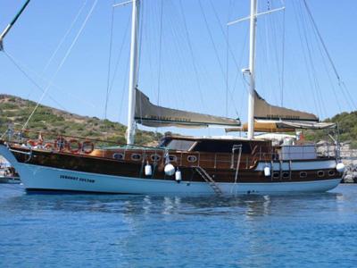 location bateau Sebahat Sultan