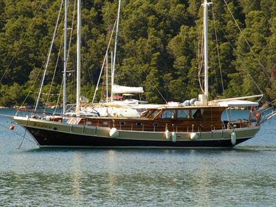 location bateau Sedna