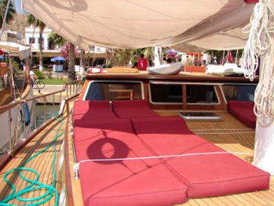 location bateau Seker Ayse