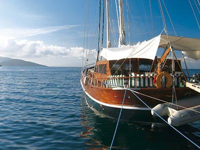 location bateau Selene