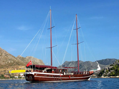 location bateau Senermane