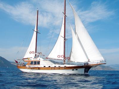location bateau Serenity 70