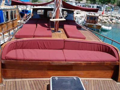 Location bateau  Sezerler