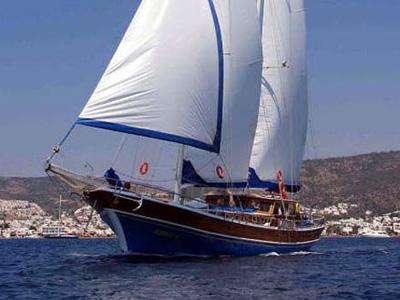 Location bateau  Sezerler A