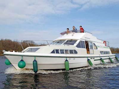Location bateau  Shannon Star