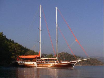 location bateau Sila Star