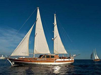 location bateau Silver Star