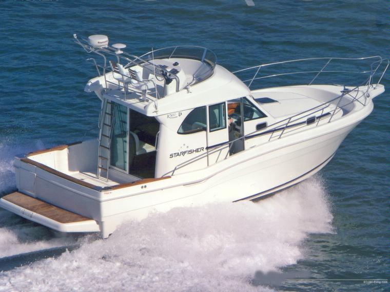 Location bateau  Starfisher 1060