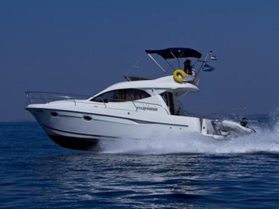 location bateau Starfisher 34